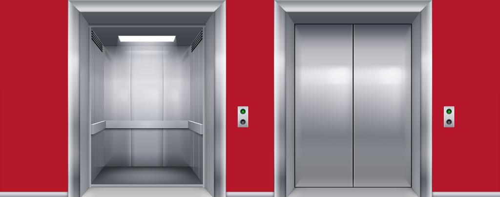 Aufzugtüren